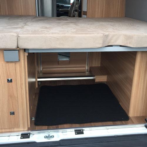 Tapis De Soute 90x80 Cm Pour Fourgon Et Camping Car