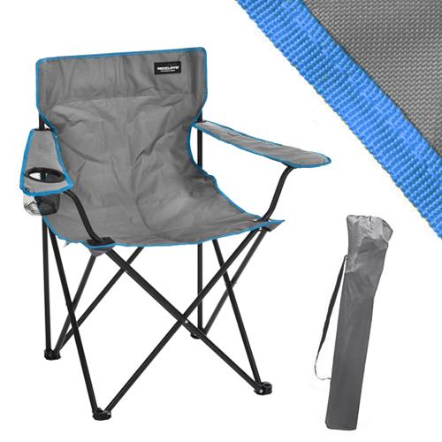 Fauteuil de camping pliable en toile - Picnic, Pêche, Camping-car...