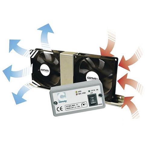 Ventilateur électronique pour réfrigérateur
