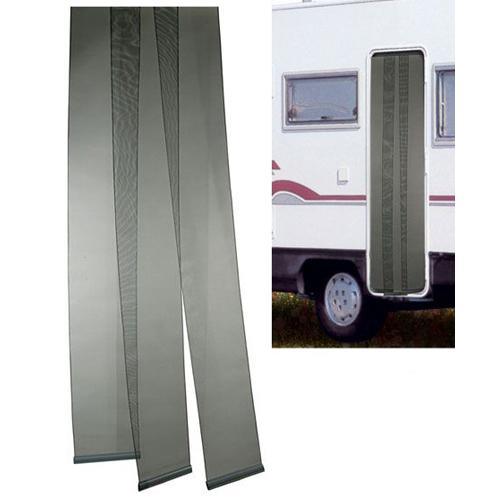 moustiquaire de porte zanzibar 56 x 180 cm camping car. Black Bedroom Furniture Sets. Home Design Ideas