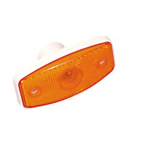 clairages ext rieurs et signalisation feu gabarit lat ral orange pour camping car et caravanes. Black Bedroom Furniture Sets. Home Design Ideas