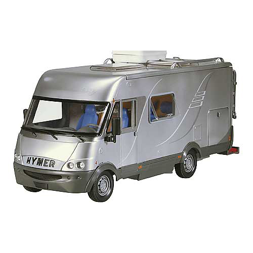 hymer mobil dickie jouet 40cm friction. Black Bedroom Furniture Sets. Home Design Ideas