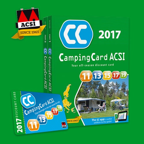 DESTOCKAGE Guide ACSI  2017+ CampingCard