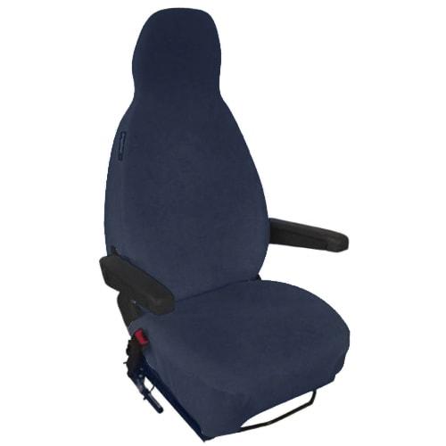 Housses sièges camping car Bleu nuit