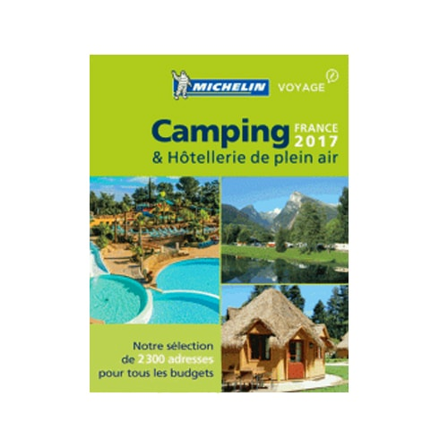 Guide Camping France 2017 et hôtellerie de plein air