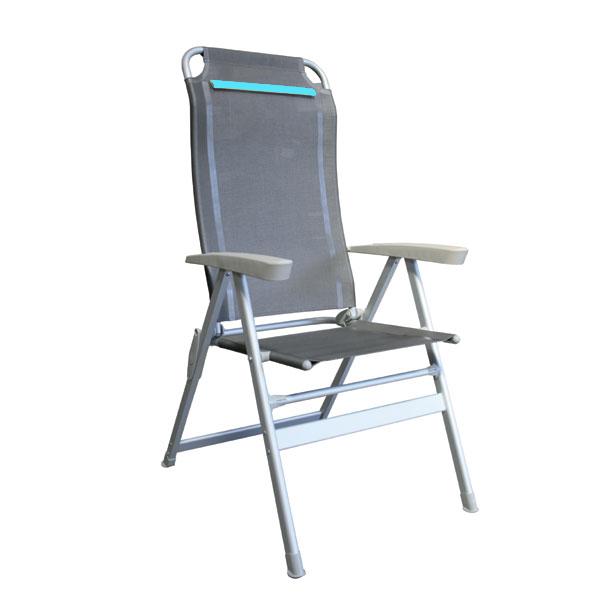 fauteuil acapulco haut en aluminium antarel. Black Bedroom Furniture Sets. Home Design Ideas