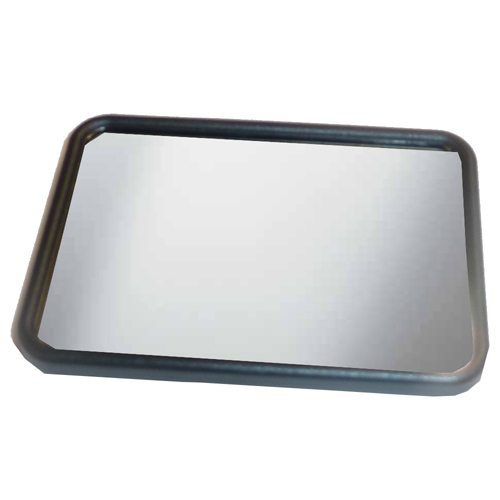 Miroir de courtoisie 105 x 70 mm adhesif for Miroir 50 x 70