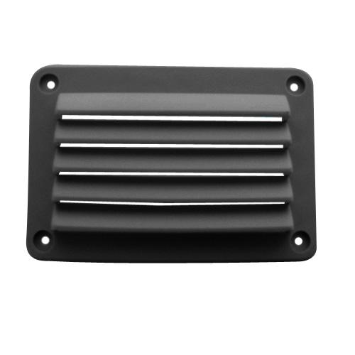 grille a ration grise 140 x 95 mm. Black Bedroom Furniture Sets. Home Design Ideas