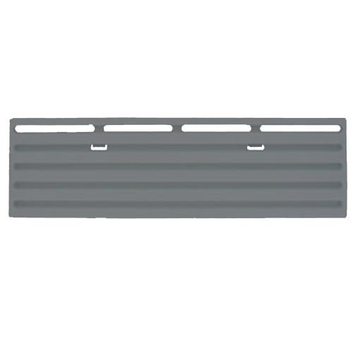 cache grille thetford gris. Black Bedroom Furniture Sets. Home Design Ideas