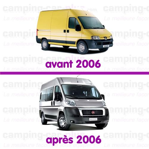 volet isotherme htd pour cing car fourgon fiat ducaot apr 232 s 2006