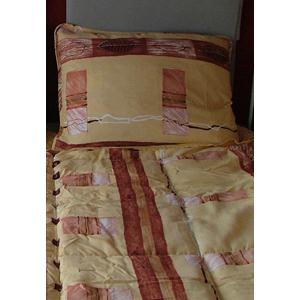 lit tout fait 80 90x190 ethnique. Black Bedroom Furniture Sets. Home Design Ideas