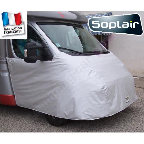 volet protection capot moteur isoplair camping car ducato apr s 2007. Black Bedroom Furniture Sets. Home Design Ideas