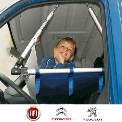 Lit de cabine pour enfant pour Ducato, Jumper et Boxer
