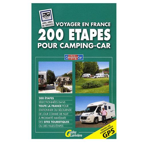 guide 200 tapes pour camping car en france. Black Bedroom Furniture Sets. Home Design Ideas