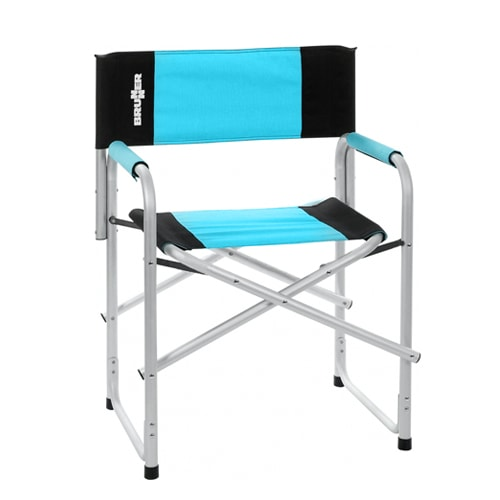 fauteuil directeur alu bravura brunner bleu noir. Black Bedroom Furniture Sets. Home Design Ideas