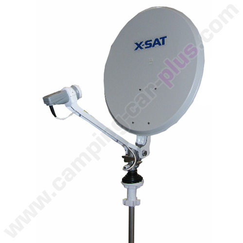 antenne satellite xsat 650 avec d modulateur tnt sp ciale camping car. Black Bedroom Furniture Sets. Home Design Ideas