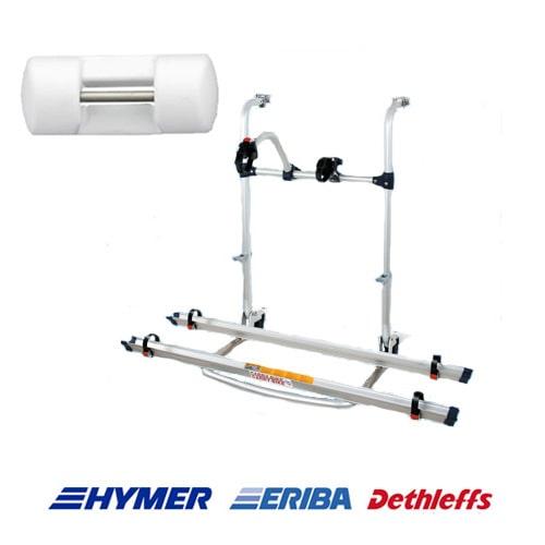 Porte vélos FIAMMA Carry-Bike Pro Hymer Dethleffs
