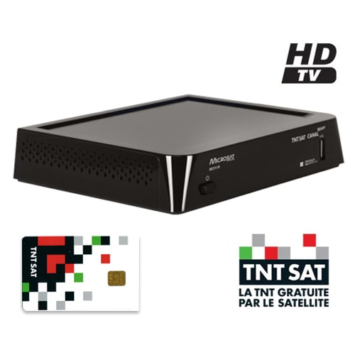 antenne satellite 65 avec d mo tnt hd microsat camping car. Black Bedroom Furniture Sets. Home Design Ideas
