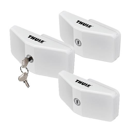 Serrure Door Lock Thule - lot de 3