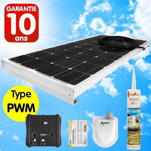 Kit complet panneau solaire ANTARION 170W