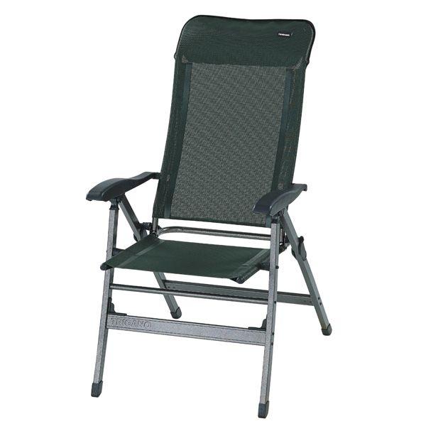 fauteuil de camping alu dossier haut c dre. Black Bedroom Furniture Sets. Home Design Ideas