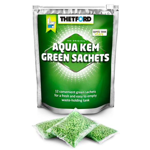Aqua Kem Green 12 sachets