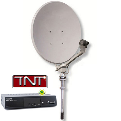 antenne satellite 65 avec d mo tnt fransat pour camping car. Black Bedroom Furniture Sets. Home Design Ideas