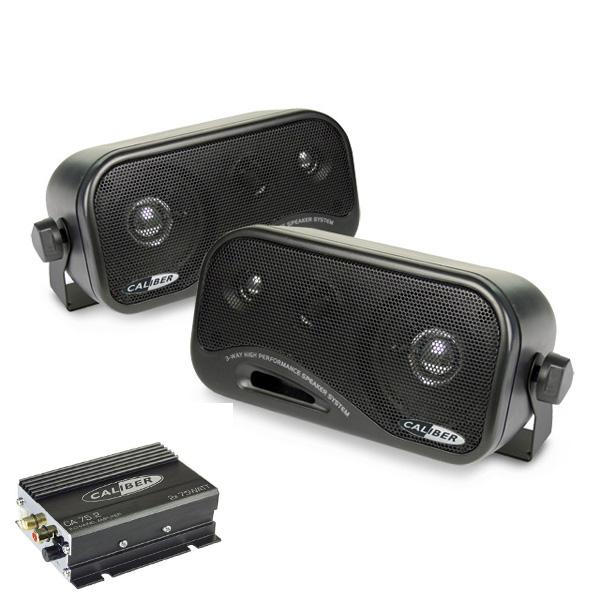 accessoires audio vid o haut parleurs diam 100 mm puissance 40 w pour camping car et caravane. Black Bedroom Furniture Sets. Home Design Ideas