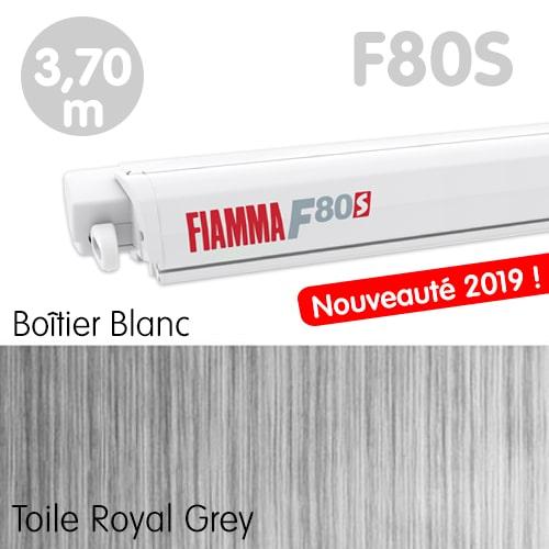 Nouveau Store FIAMMA F80S 3m70 Blanc Fourgon