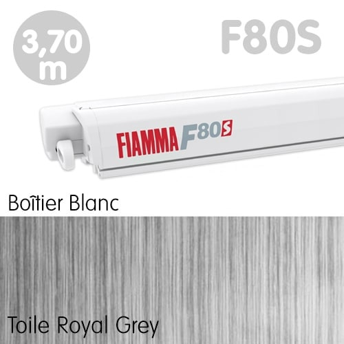 Store FIAMMA F80S 3m70 Blanc Fourgon