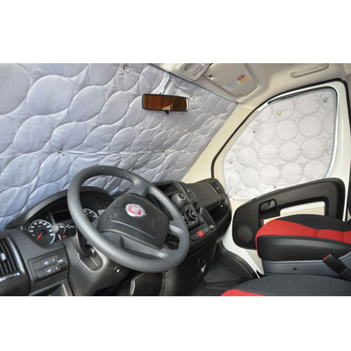rideau isolation cabine luxe vw t5
