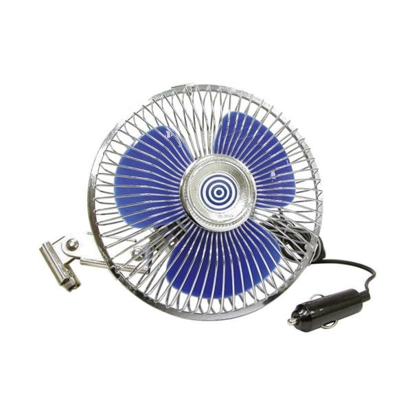 Ventilateur 12V Carpoint oscillant