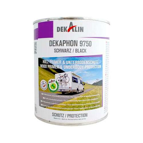 protection plancher dekaphon 9750 noir 1 litre. Black Bedroom Furniture Sets. Home Design Ideas