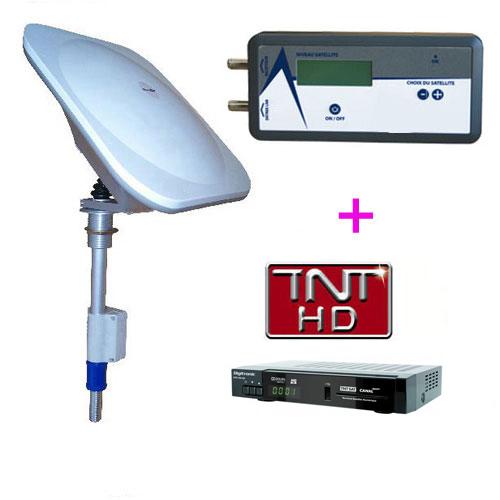 antenne satellite msat530 demo. Black Bedroom Furniture Sets. Home Design Ideas