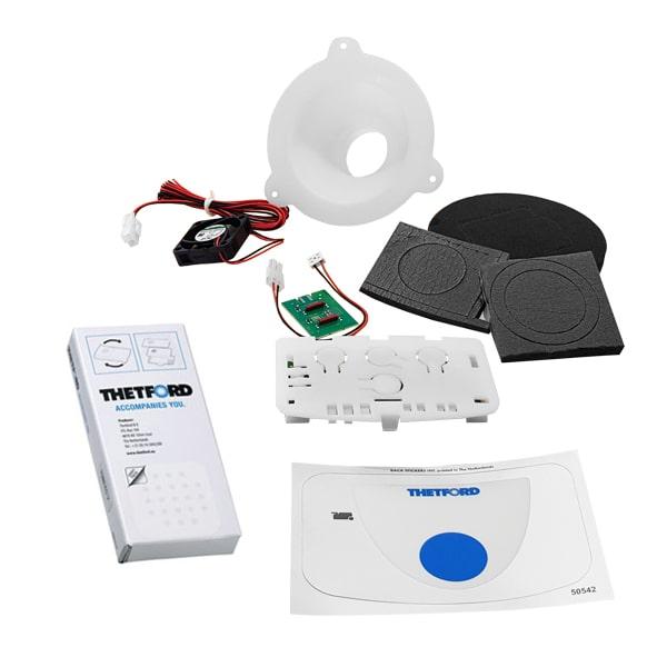 Thetford 301//282 Article pour camping-car Valve de ventilation pour r/éservoir /à mati/ères de toilettes /à cassette C400