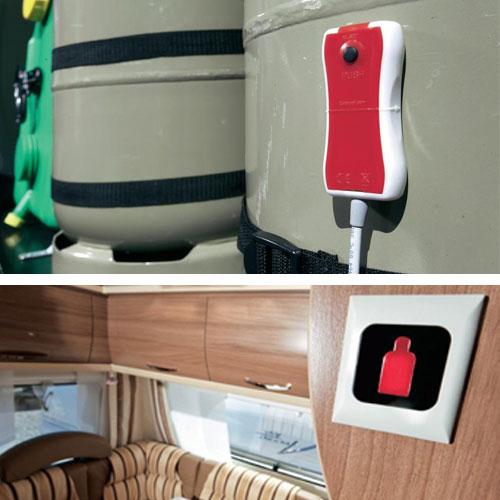 indicateur de niveau de gaz gaslevel distance. Black Bedroom Furniture Sets. Home Design Ideas