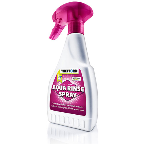 Aqua Rinse Spray additif WC 500 ml