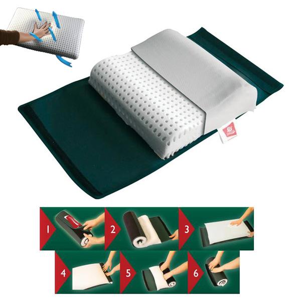 coussin de cou gonflable quipement de cabine camping. Black Bedroom Furniture Sets. Home Design Ideas