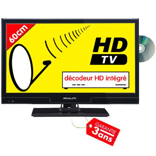TV HD DVD 60cm compatible Satellite