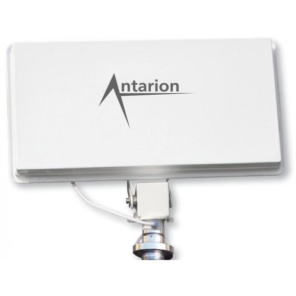 Antenne satellite plate msat330 avec d mo tnt pour camping car - Orienter antenne tnt avec boussole ...