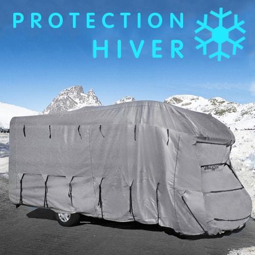 Housse hiver camping car Brunner 5m50