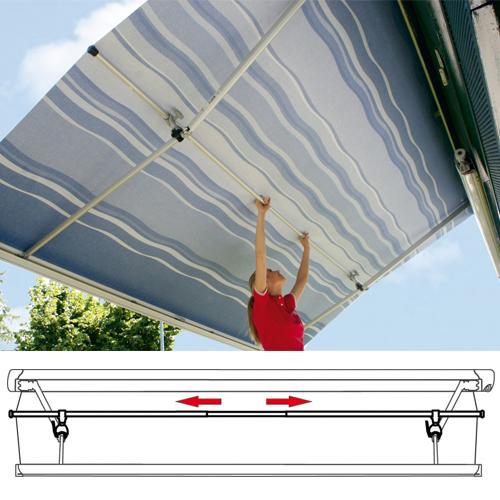 tendeur de toile magic rafter pro fiamma store 3m50 4m50 camping car. Black Bedroom Furniture Sets. Home Design Ideas