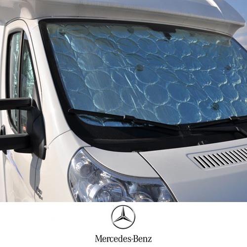Rideau isolation cabine Mercedes Sprinter 2007 à 2013