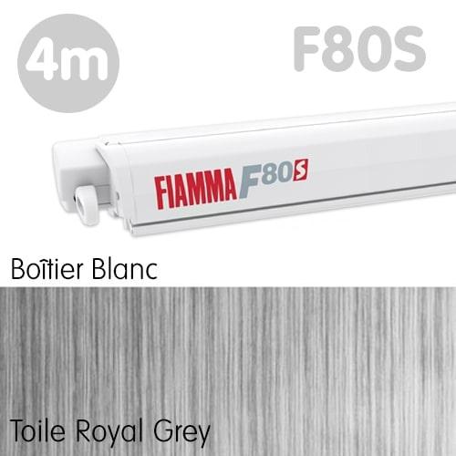 Store FIAMMA F80S 4m Blanc Fourgon