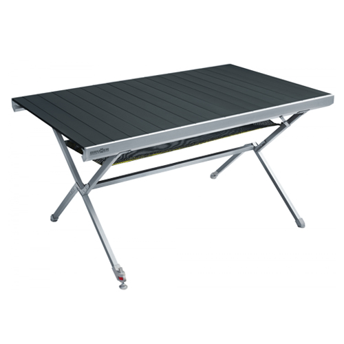 Table de camping titanium 6 next generation 148 x 80 for Table titanium quadra 6 personnes