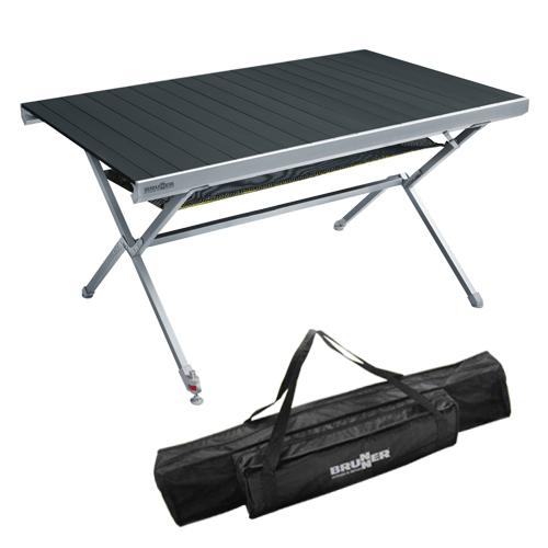 Table de camping titanium 6 next generation 148 x 80 for Table de x 6