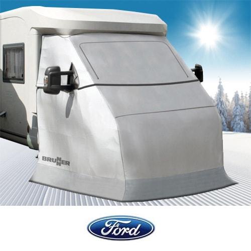 Volet Cli-mats Split Ford Transit 2006 à 2014