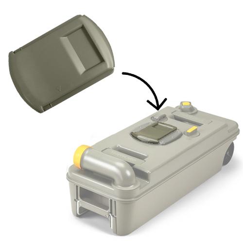 clapet pour wc cassette thetford c200 et c2 c3 c4 camping. Black Bedroom Furniture Sets. Home Design Ideas