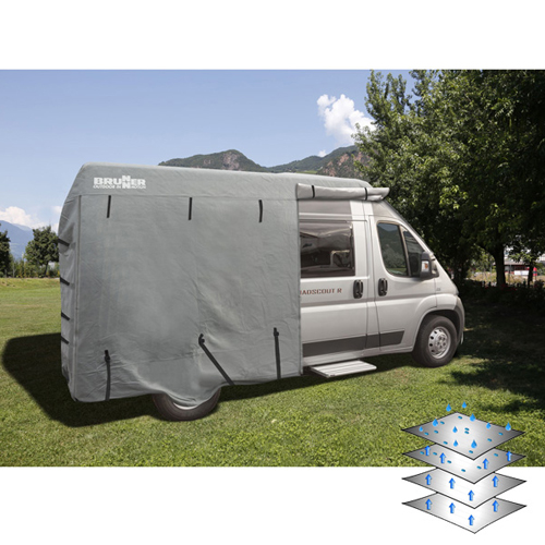 housse protection ext brunner jusqu 39 5m50 reconditionn e camping car. Black Bedroom Furniture Sets. Home Design Ideas