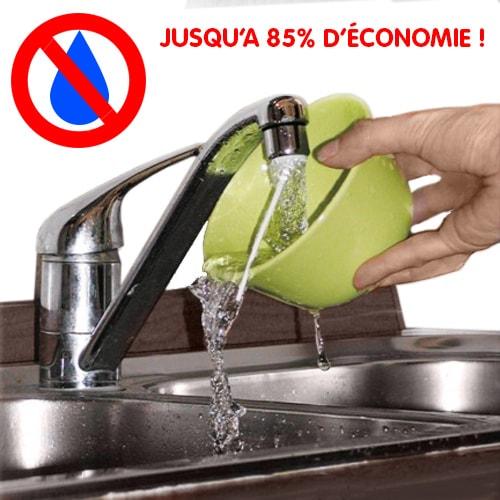 Économiseur d\'eau à tige à visser